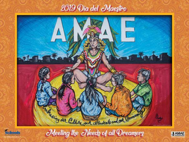 2019 AMAE Poster