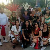 Danza Mexicayotl de Ventura